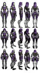 Mass Effect 3, Female Quarian Reference
