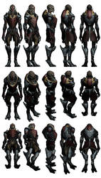 Mass Effect 3, Nyreen Reference.