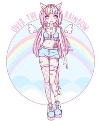 [CLOSED] Set price adopt - Rainbow 1 (#Spring2020)