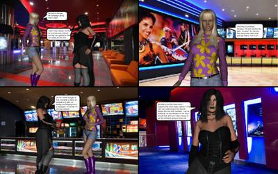 Goth Girl Part 2 Digital by TheOwl100