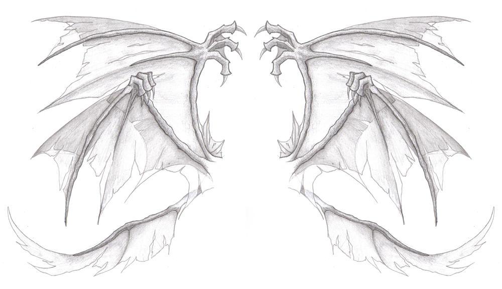 New Easy Demon Drawings