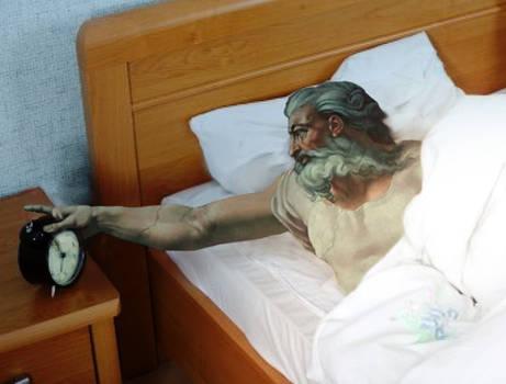 Lazy God