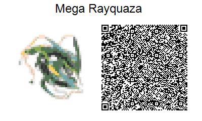 Mega Rayquaza By Toxicsquall On Deviantart