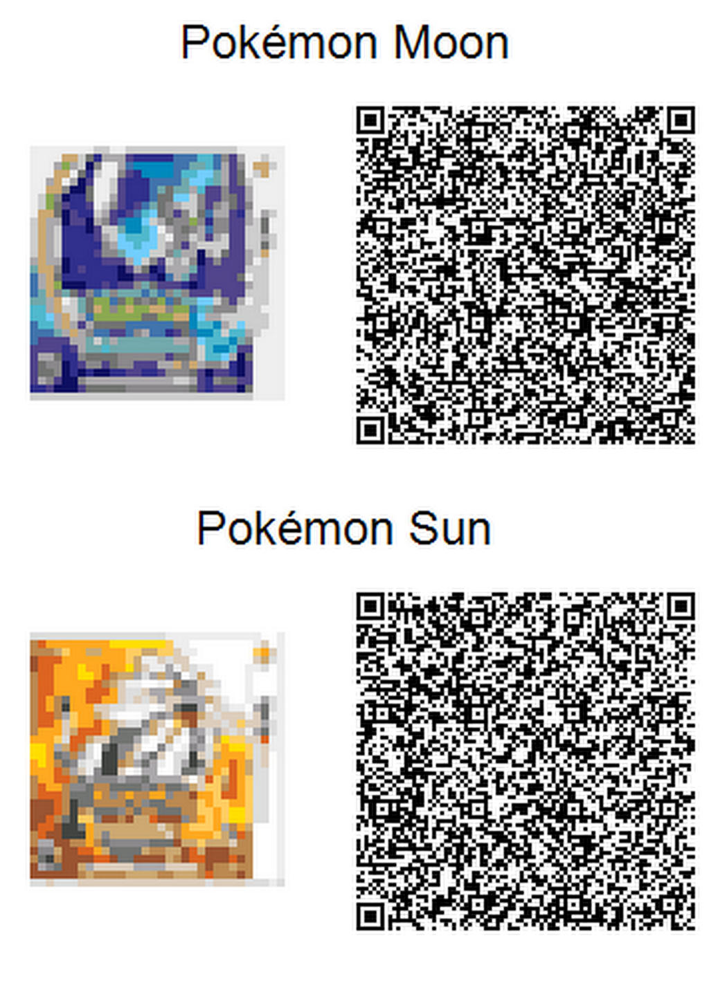 how to get the qr scanner moon version
