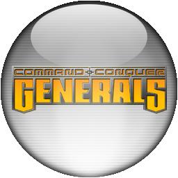 Silver Aqua C+C Generals Icon