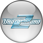 Silver Aqua NFS Undergr.2 Icon