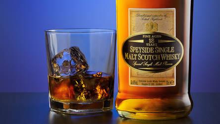 Speyside Whiskey Wallpaper