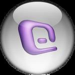 Silver Aqua Entourage Icon