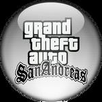 Silver Aqua GTA SanAndreas Ico