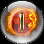 Silver Aqua LOTR-BFME Icon