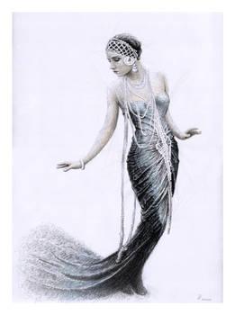 Forgotten Beauty - 1920