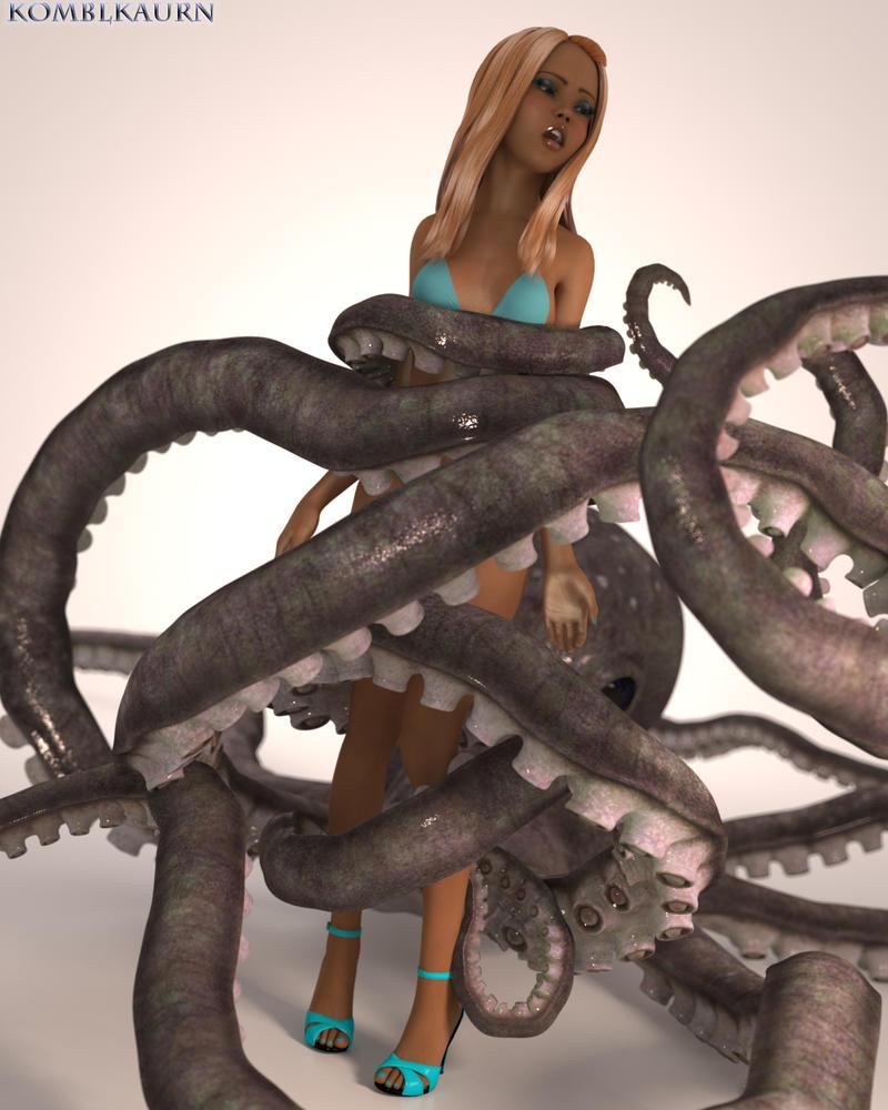 Octopus Trouble 2 by kombl