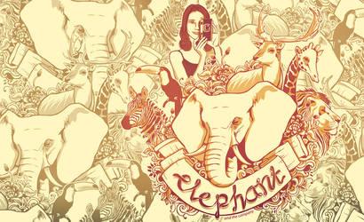 elephant and the company by thomasdian