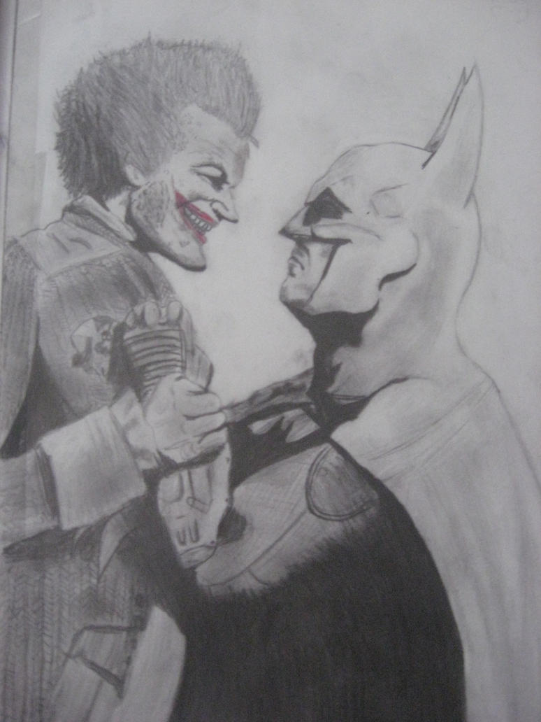 batman arkham city by lpmeteora95