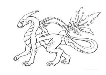 Sketch Drerika vol.1 by BlackPeaVelvet