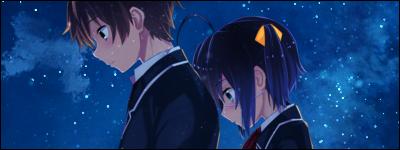 Chuunibyou demo Koi ga Shitai! : Yuuta and Rikka by Ephayris