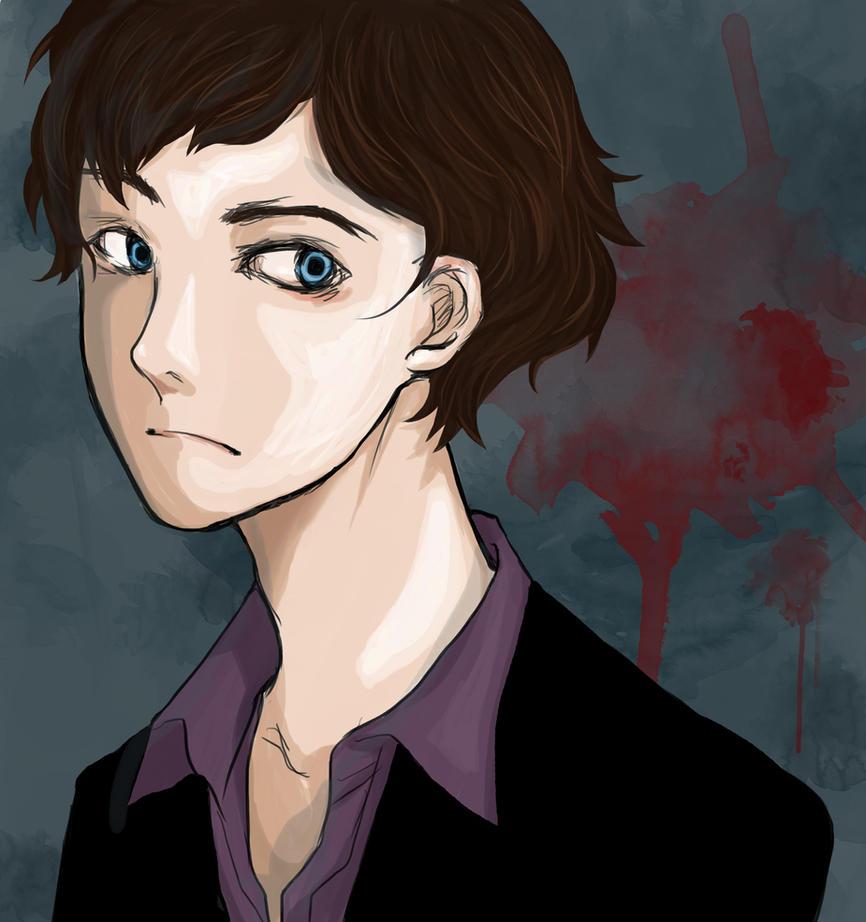 Sherlock by bluehippopo