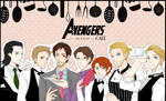 Avengers CAFE