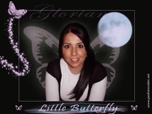 Gloriana... little butterfly