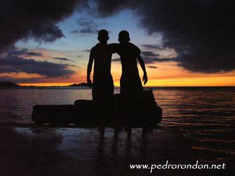 amigos - friends by pedrorondon