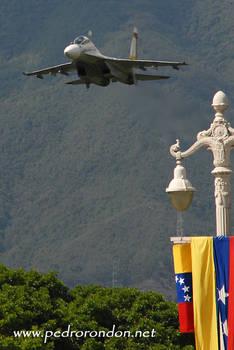 Sukhoi 30 MK-II Venezuela 2