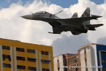 Sukhoi 30 MK-II Venezuela 4 by pedrorondon