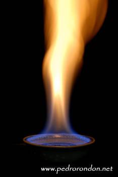 fuego relajante