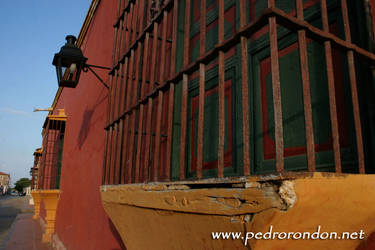 Casa d las ventanas d hierro 2 by pedrorondon