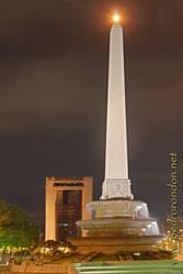 Altamira de noche 4 - HDR