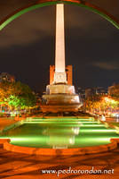 Altamira de noche 7 - HDR by pedrorondon