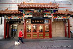 Calles de Beijing