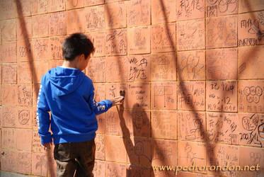 Calles de Beijing 2 by pedrorondon
