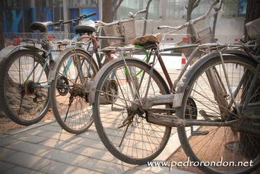 Calles de Beijing 7 by pedrorondon