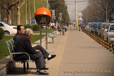 Calles de Beijing 20 by pedrorondon