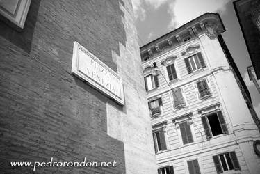 calles de Roma 6 by pedrorondon