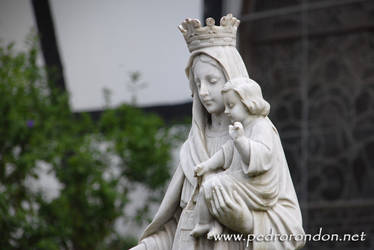 Iglesia San Martin de Tours 7 by pedrorondon