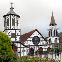 Iglesia San Martin de Tours 10 by pedrorondon