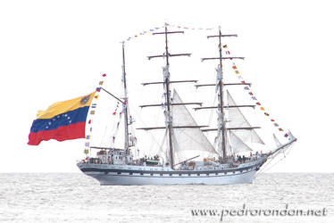 Buque Escuela Simon Bolivar 7 by pedrorondon