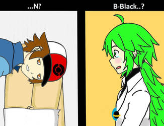 Black Adventures: Black..? by ChibiArmin