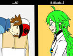 Black Adventures: Black..?