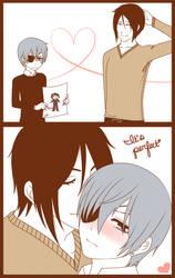You're So Cute .:Kuroshitsuji:.