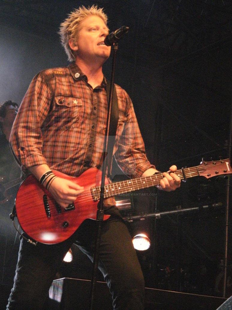 Offspring's Dexter Holland at Festival Pierre by MelyssaThePunkRocker