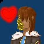 Flowerfell Frisk !!Read Desc!! by Sad-Doodles