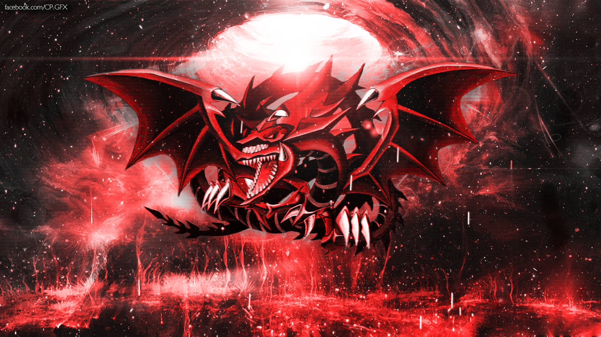 Slifer The Sky Dragon Wallpaper By Cpgfx34 On Deviantart