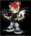 +Nickolai Syrex+ Sonic Style
