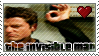 The Invisible Man - Stamp by InvisibleRainArt