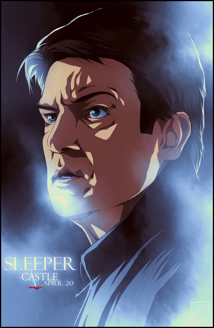 SLEEPER by InvisibleRainArt