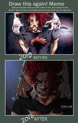 2010-2016 by InvisibleRainArt