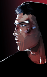 The Punisher by InvisibleRainArt