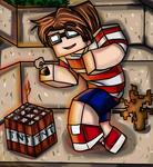 Minecraft Speedart: Einshine
